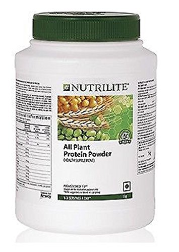 Buy Amway Nutrilite All Plant Protein - 1 kg Online at Low Prices
