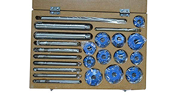 BRIGGS /& STRATTON USA ENGINE VALVE SEAT CUTTER SET 2 ANGLES CUT CARBIDE TIPPED