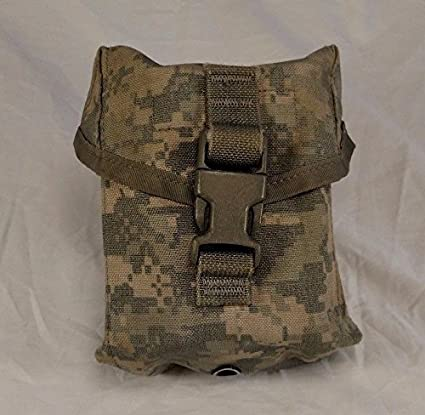 Army IFAK -- Pouch Improved First Aid Kit Medical Pouch ACU