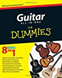 Guitar All-in-One for Dummies, Consumer Dummies Staff, 0470481331