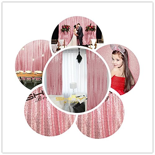 4FTx6FT SPARKLY SEQUIN Photo Backdrop, Photo Booth