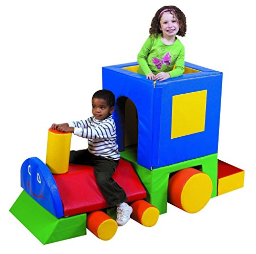 Primary Little Chug Engine Play Center by Children's Factory