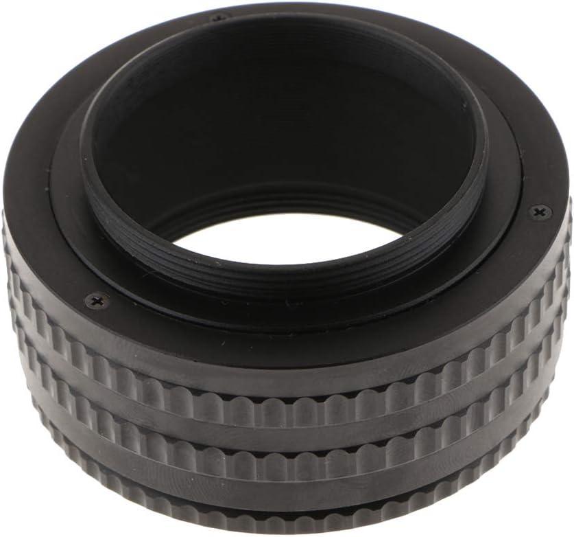 gazechimp 25-55mm Extension Tube Ring M42 to M42 Adjustable Focusing Helicoid Adaptor