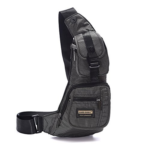 2a5373a47660 Galleon - DDDH Small Sling Bags Chest Pack One Shoulder Bag Crossbody  Backpack For Travel Air Hiking Daily