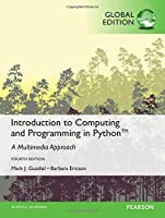 Introduction to Computing and Programming in Python, Global Edition, 4th Edition Front Cover