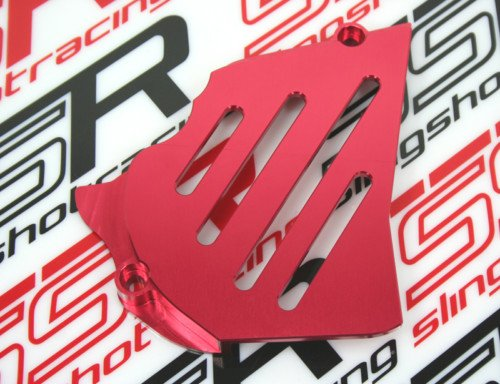Red Ducati Sprocket Cover 748 848 996 999 1098 Most Monster Series (will not fit Monster 696 796 1100 821 1200)