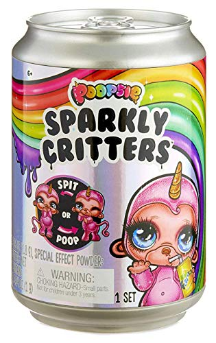 Poopsie Slime (Poopsie Sparkly Critters That Magically Poop or Spit Slime