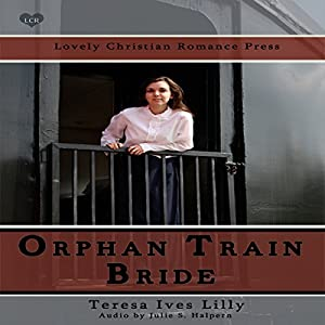Orphan Train Bride Audiobook
