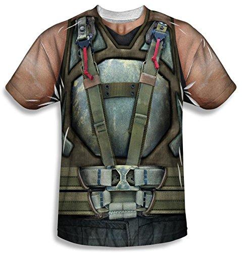 Dark Knight Rises - Bane Costume T-Shirt Size XXL -