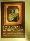 Journals of Forty-Niners, , 0803273169