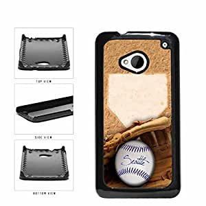 Seattle Glove and Baseball Plastic Phone Case Back Cover HTC One M7