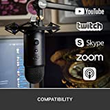 Blue Yeticaster Professional Broadcast Bundle with