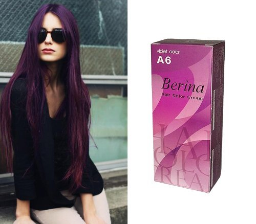 professional auburn hair dye - 7