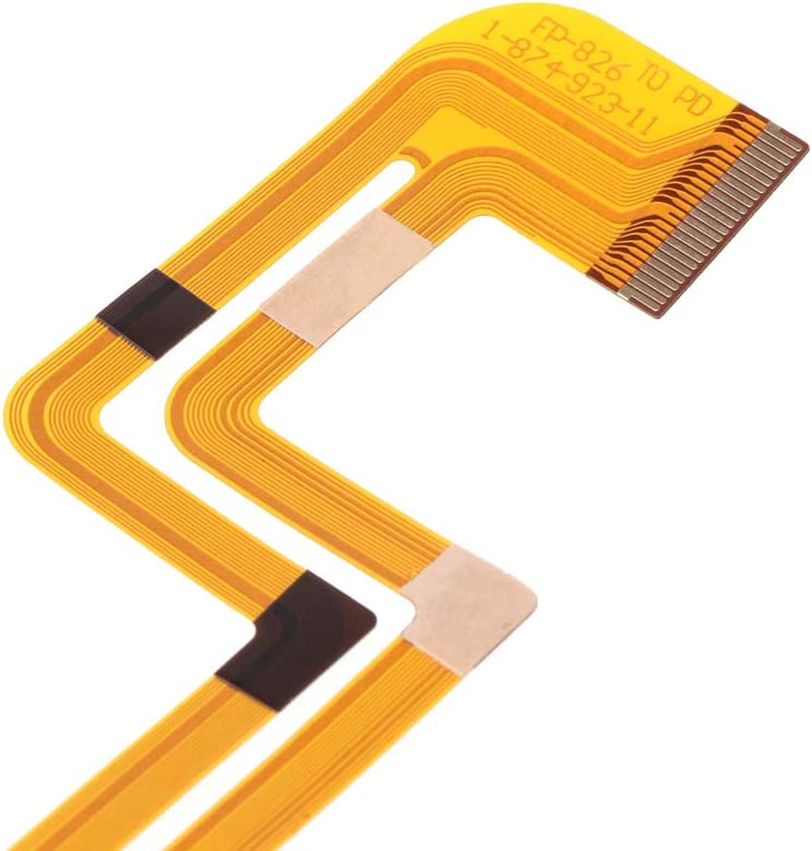 minansostey LCD Flex Ribbon Cable for Sony SR35E SR45E SR46E SR55E SR65E Camera Repair Part