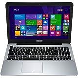"""ASUS R556LA-RS51 15.6"""" Laptop (Intel Core i5 5200U. 8GB RAM, 500GB HDD, Windows 8.1)"""