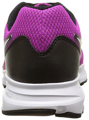 6 mujer Negro para Zapatillas Blanco Msl Downshifter Fucsia Nike a57xfqH4wc