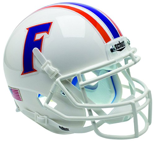 Schutt NCAA Florida Gators Mini Authentic XP Football Helmet, ALT 1