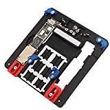 Universal Multi-Function Phone Motherboard Test Fixture Phone PCB Circuit Board Holder for iPhone 5S 6 6P 6S 6SP 7 7P 8 8P Motherboard Soldering Repair