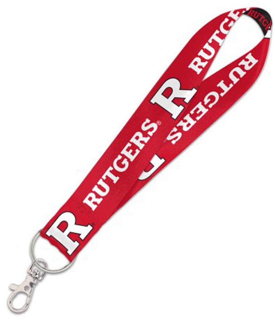 WinCraft Rutgers University Scarlet Knights Key Strap Key Chain