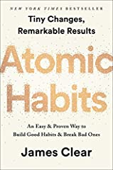 The instant New York Times bestsellerTiny Changes, Remarkable ResultsNo matter your goals, Atomic Habits offers a proven framework for improving--every day. James Clear, one of the world's leading experts on habit formation, reveals practical...