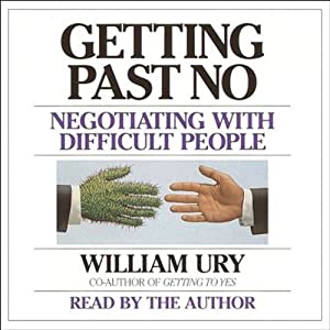 Getting Past No Audiobook