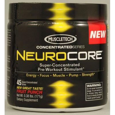 MuscleTech NeuroCore Fruit Punch - £ 0,37
