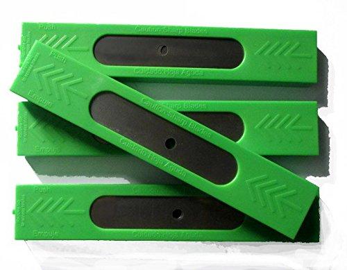 6 inch razor blades - 1
