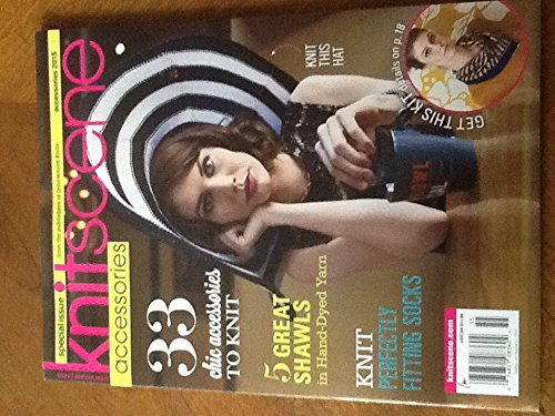- Knitscene Accessories Magazine 2015