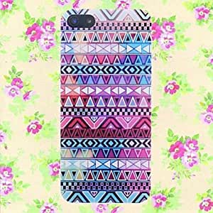 YXF Bohemia Styles Pattern Embossment Back Case for iPhone 5/5S
