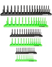 """OEMTOOLS 22233 6 Piece Socket Tray Set 