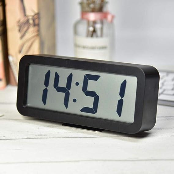 VDCCKG Simple Digital Digital Reloj Despertador Digital 16 ...
