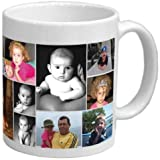 XP-FullyLoaded Customized Photo Print Ceramic 325ml Coffee Mug(White)