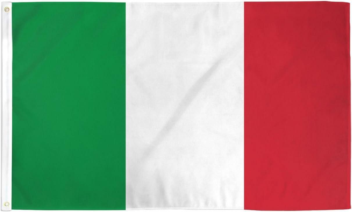Italy Home Country Flag Garden Yard Flag