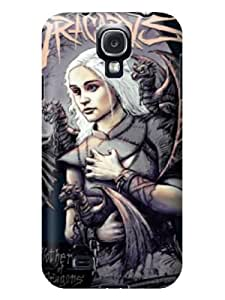 Custom New Style Fashionable TPU Cellphone Protector Cover Case for samsung galaxy s4