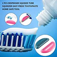 Household Safe Tool Easy Press Squeezer Toothpaste Dispenser Squeeze Tube