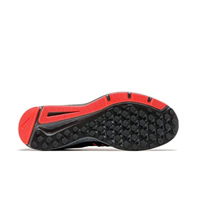 7226b73f38d6d Nike Men s Run Swift SE Running Shoe Black Dark Grey Total Crimson Size 7.5