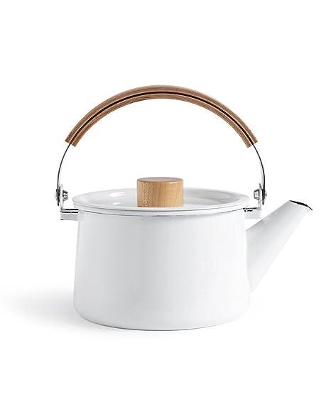 japanese white tea kettle