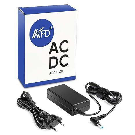KFD 65W Cargador Portatil Alimentador Adaptador para Acer Aspire 3 A315-41 A315-33
