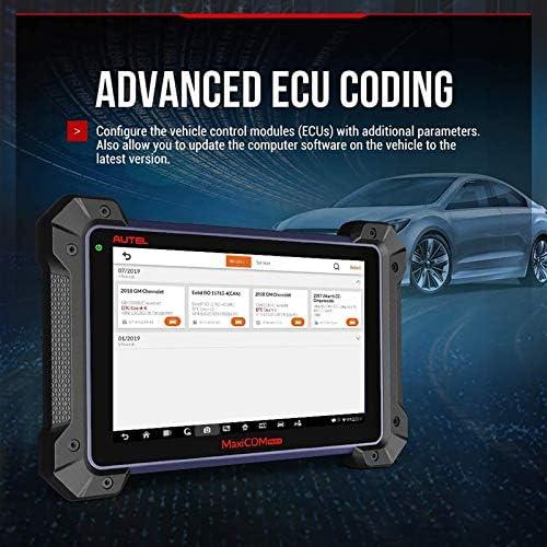 Autel Mk908p Diagnosescanner Update Version Von Maxisys Pro Ms908p J2534 Ecu Programmierung Codierung Bidirektionale Kontroll Komplette Systemdiagnose Mit 1 Jahr Kostenlosem Online Update Auto