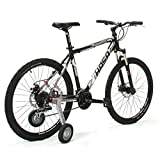 CyclingDeal Adjustable Adult and Kids Bicycle