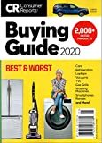 This invaluable guide brings you 2000+ expert reviews, ratings and advice on electronics, home appliances, cars, and more. Plus, you'll have fingertip access to brand repair histories and shopping strategies to help make the most informed buy...