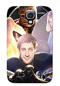 New Premium Treponemaor Chri Evan On Captain America And The Fantastic Four Reboot Skin Case Cover Design Ellent Fitted For Galaxy S4 For Lovers