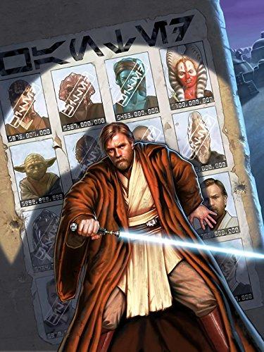 Amazon.com: Obi-Wan Kenobi Tatooine Jedi espada de luz Star ...