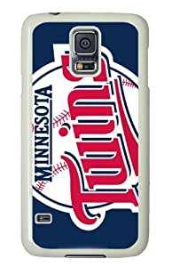 MLB Minnesota Twins Samsung Galaxy S5 Hard Cover Case