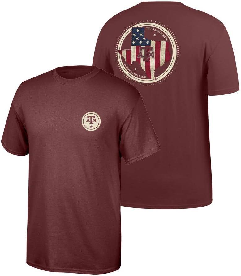 Texas A/&M Aggies Tshirt State Patriot