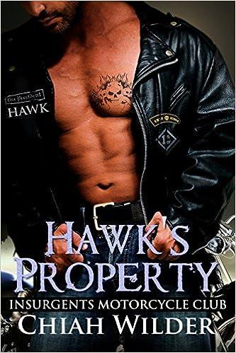 Amazon Hawks Property Insurgents Motorcycle Club Insurgents