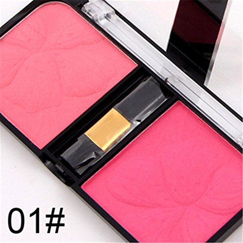 Pure-Vie-Professional-2-Colors-Cream-Blush-Pressed-Face-Powder-Makeup-Palette-Contouring-Kit-Ideal-for-Professional-as-well-as-Personal-Use