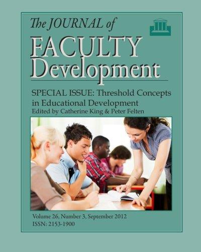journal of faculty development - 1
