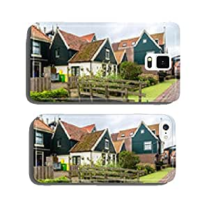 Traditional houses in Holland cell phone cover case Samsung S5