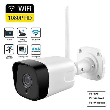 Cámara Wokee_ WiFi 1080P HD - 239x66x65mm Seguridad Tarjeta ...